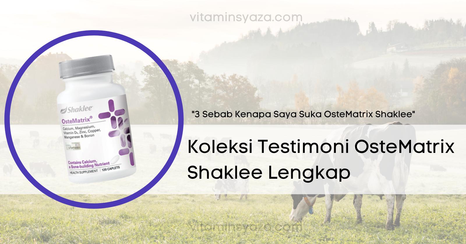 Promosi Shaklee Oktober 2018