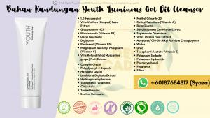 bahan kandungan youth cleanser shaklee vitamin syaza cod shaklee bangi kajang
