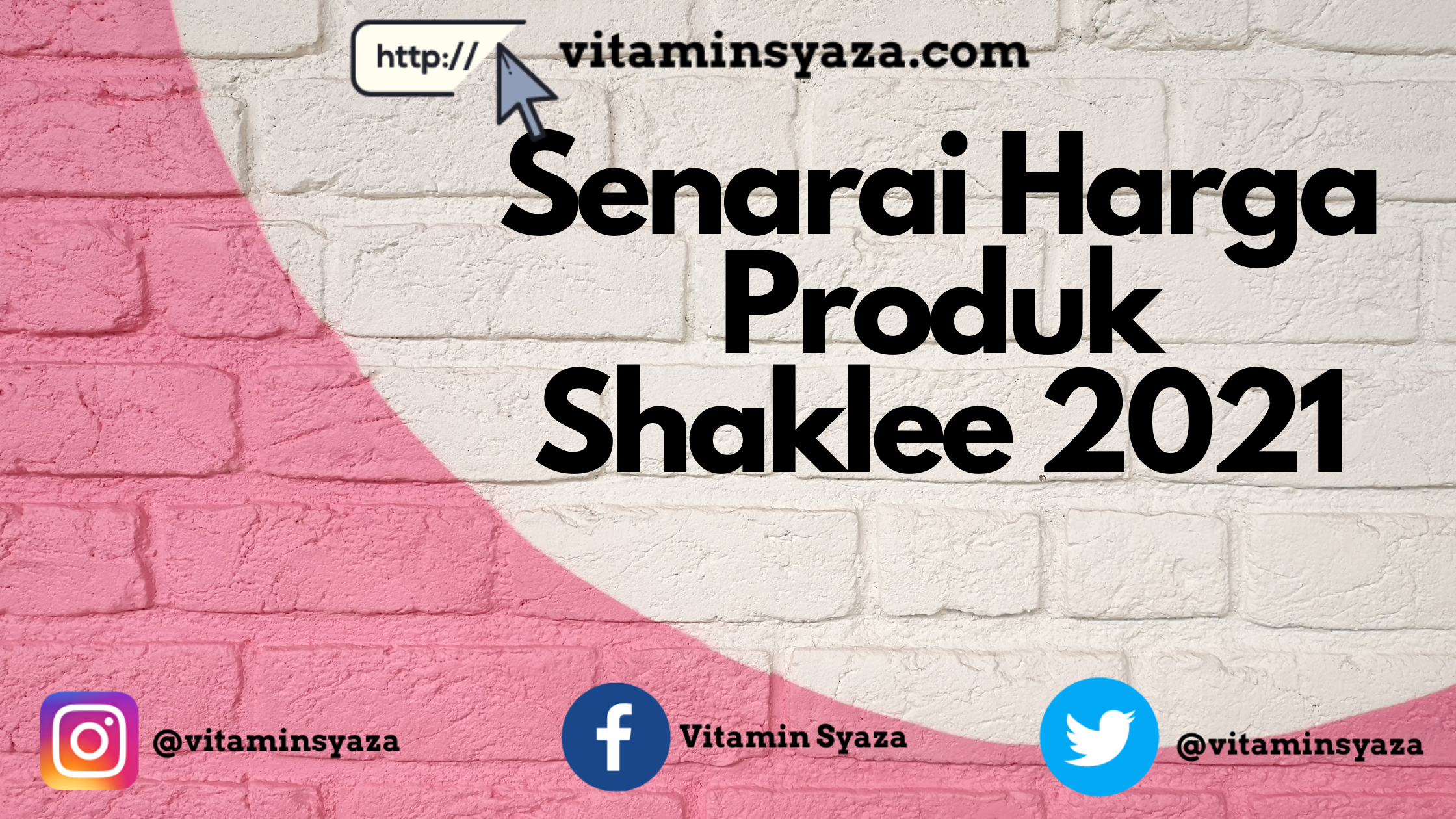 Senarai Harga Produk Shaklee 2021